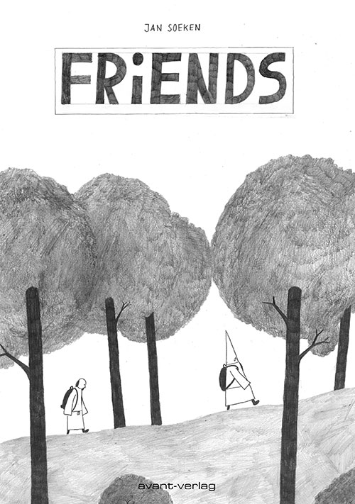 Friends Cover web