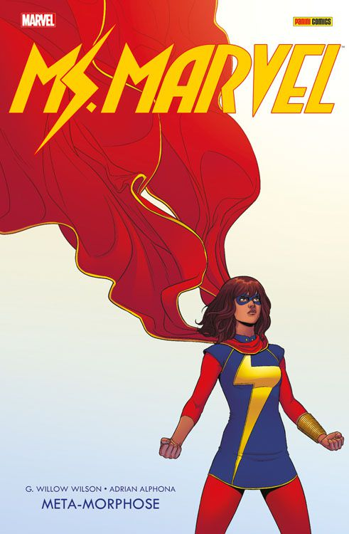 MS.MARVEL1 Softcover 774