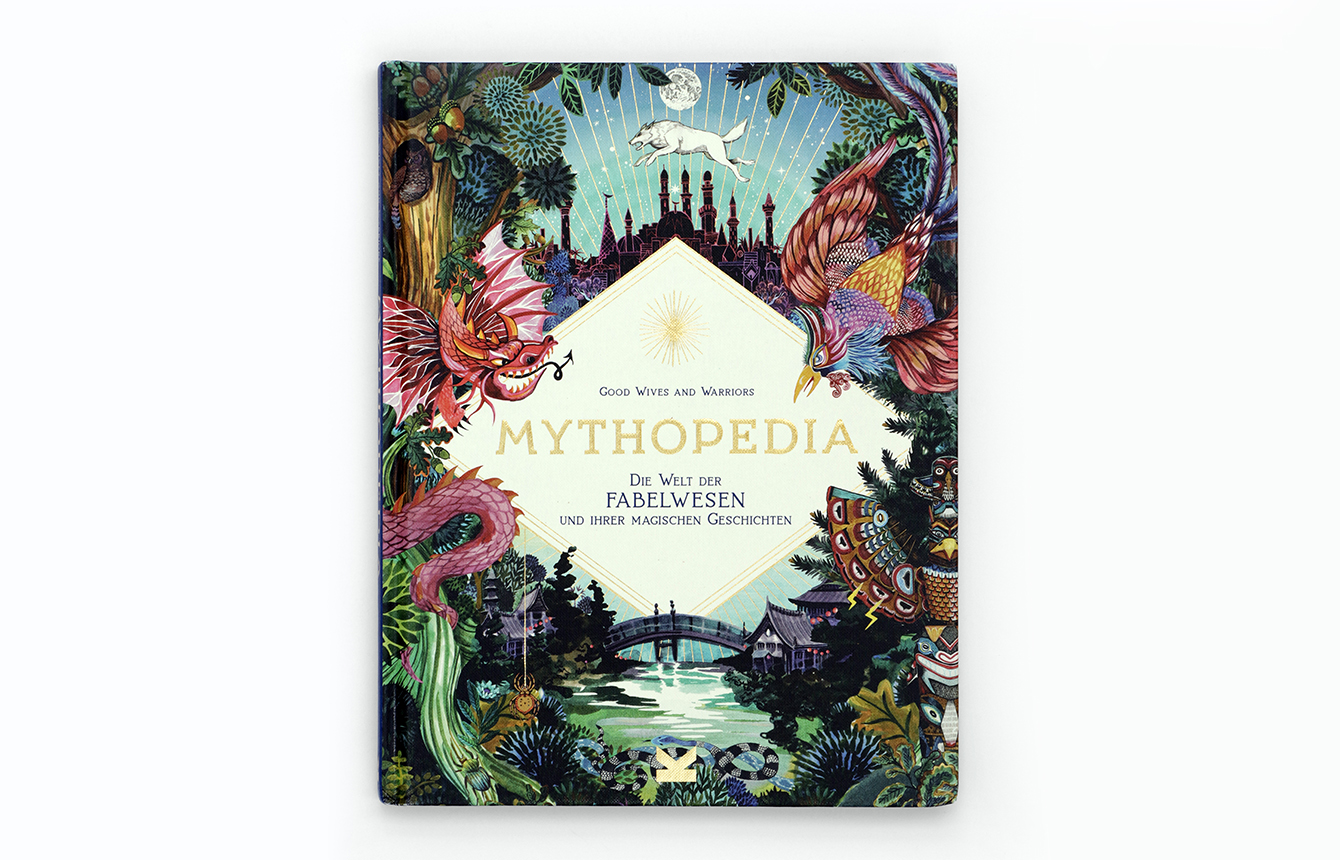 Mythopedia cover