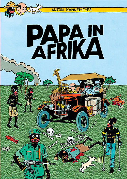 Papa in Afrika Cover web