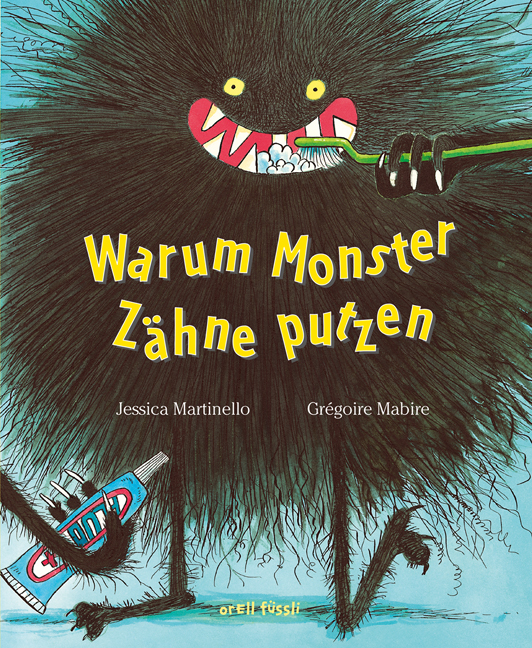 monster zähne