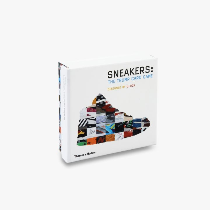 sneakers trump card game